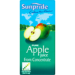 Sunpride Pure Apple Juice 200ml