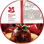 National Trust Christmas Pudding 400g