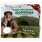 Inspire British New Season Potatoes
