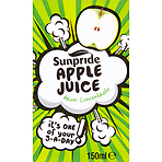 Sunpride Apple Juice from Concentrate 30 x 150ml