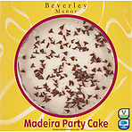 Beverley Manor Madeira Party Cake 12 Servings