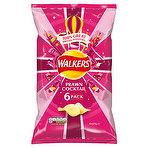 Walkers Prawn Cocktail Crisps 25g (From Multipack)