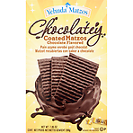 Yehuda Matzos Chocolatey Coated Matzos Chocolate Flavored 200g