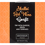 Lucullus Shallot & Red Wine Confit 100g