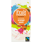 Fruit Passion Fairtrade Orange Juice 200ml