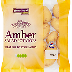The Jersey Royal Company Amber Salad Potatoes 750g
