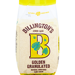 Billington's Golden Granulated Natural Unrefined Cane Sugar 1kg