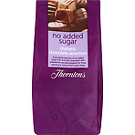 Calories In Thorntons No Added Sugar Diabetic Chocolate
