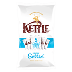 KETTLE Chips Lightly Salted Crisps 30g