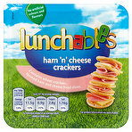 Lunchables Ham 'n' Cheese Crackers 101.9g