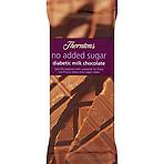Calories In Thorntons No Added Sugar Diabetic Milk Chocolate