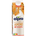 Alpro Almond Unsweetened Roasted Chilled Drink 1L