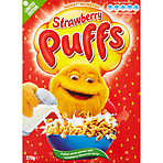 Honey Monster Limited Edition Strawberry Puffs 270g