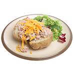 Calories In Jacket Potato Tuna Sweetcorn Mayo Cheese No