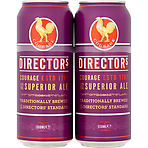 Courage Directors Superior Ale 4 x 500ml