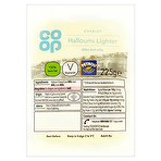 Calories In Co Op Cypriot Halloumi Lighter 225g Nutrition Information Nutracheck