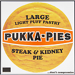 Calories in Pukka-Pies Large Light Puff Pastry Steak ...