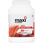 Maxi Nutrition Max Sustain + Rebuild Chocolate Flavour Protein Supplement 1.1kg