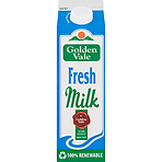 Golden Vale Fresh Milk 1 Litre