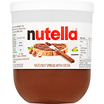 Nutella Hazelnut and Chocolate Spread Jar 200g