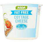 Marvelous Calories In Asda Fat Free Cottage Cheese 300G Nutrition Download Free Architecture Designs Scobabritishbridgeorg