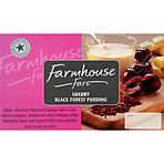 Farmhouse Fare Luxury Black Forest Pudding 370g