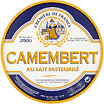 Crémière De France Camembert 250g