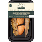 Bleiker's Every Day Oak Roast Fish Selection 135g Oak Roast Peppered Mackerel