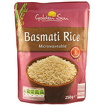 Calories In Lidl Golden Sun Microwaveable Basmati Rice 250g Nutrition Information Nutracheck