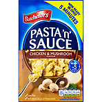 Batchelors Pasta 'n' Sauce Chicken & Mushroom Flavour 110g