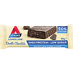 Atkins Double Chocolate 60g