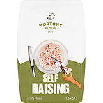 Mortons Flour Self Raising 1.5kg