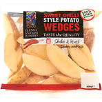 Glens of Antrim Potatoes Sweet Chilli Style Potato Wedges 500g