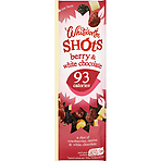 Whitworths Berry & White Chocolate Shots 25g