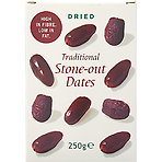 Humdinger Dried Traditional Stone-out Dates 250g