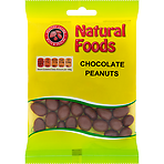 Natural Foods Chocolate Peanuts 100g