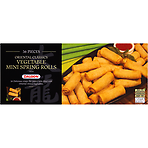 Daloon Oriental Classics Vegetable Mini Spring Rolls 36 Pieces 720g