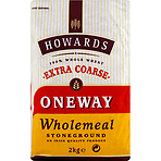 Howards Extra Coarse Oneway Wholemeal Flour 2kg