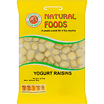 Natural Foods Yogurt Raisins 100g