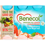 Benecol Strawberry Yogurt Drink 6 x 67.5g (405g)