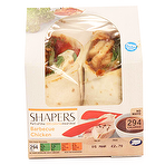 Boots Shapers BBQ Chicken Wrap