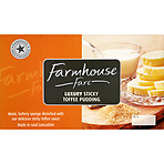 Farmhouse Fare Luxury Sticky Toffee Pudding 500g