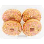 Tesco Chocolate Iced Ring Doughnuts Calories