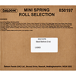 Daloon Mini Spring Roll Selection 1.74kg Sweet & Sour Chicken Mini Spring Rolls