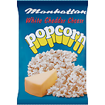 Manhattan White Cheddar Cheese Popcorn 30g