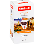 Rombouts Original Pure Ground Filter Coffee 10 x 6.2g