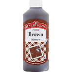 Harrisons Finest Brown Sauce 500ml