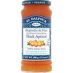 St. Dalfour High Fruit Content Spread Thick Apricot 500g