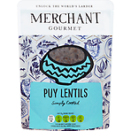 Merchant Gourmet Simply Cooked Puy Lentils 250g