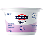 FAGE Total 0% Natural Fat Free Greek Recipe Strained Yoghurt 170g